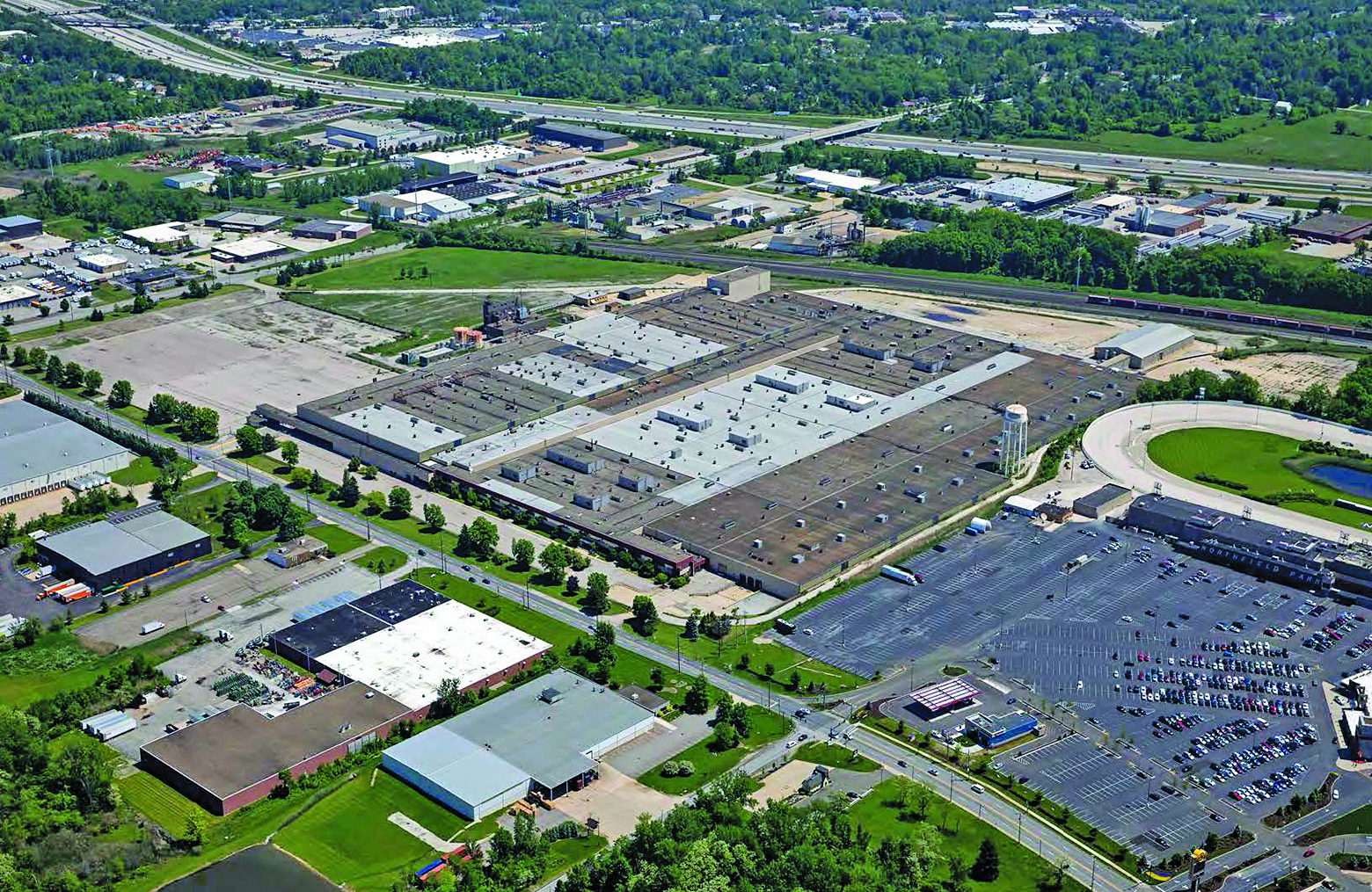 Walton hills hopeful as ford puts former plant on market