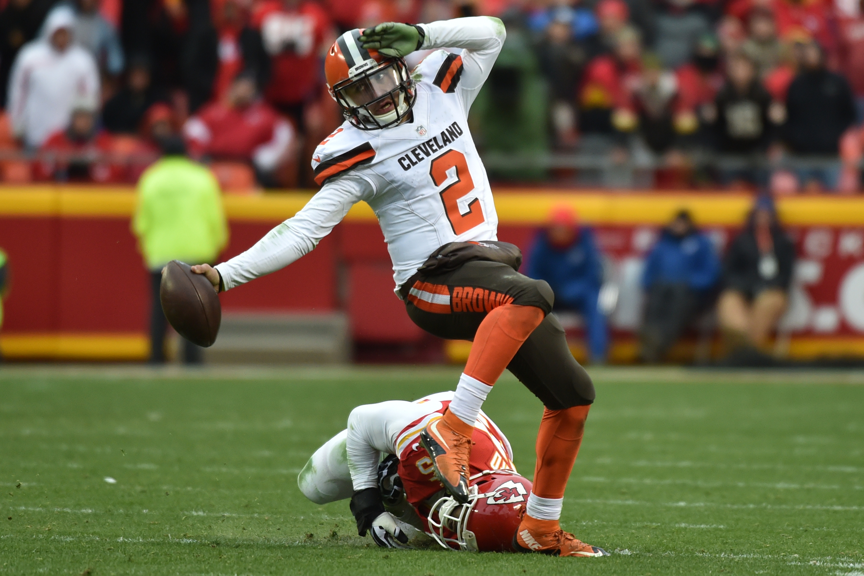The Manziel question will be a difficult one for the Browns\' next GM
