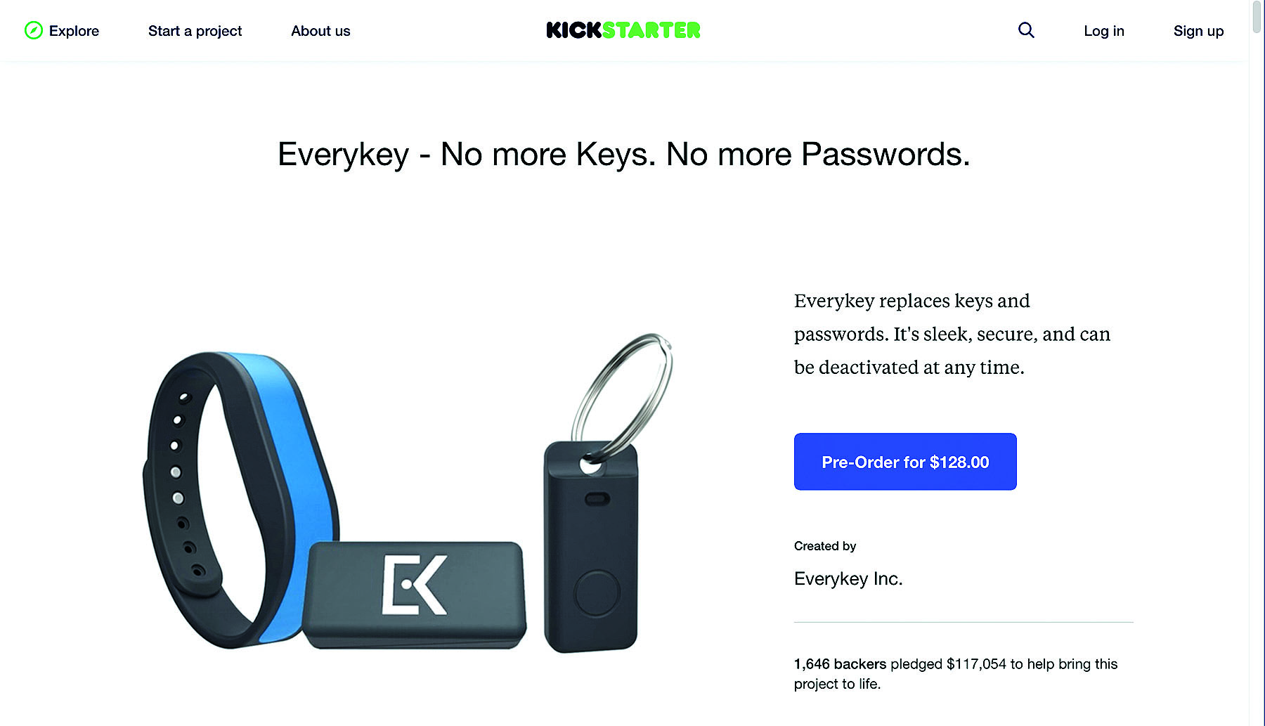 Everykey Trying To Regain Backers Trust