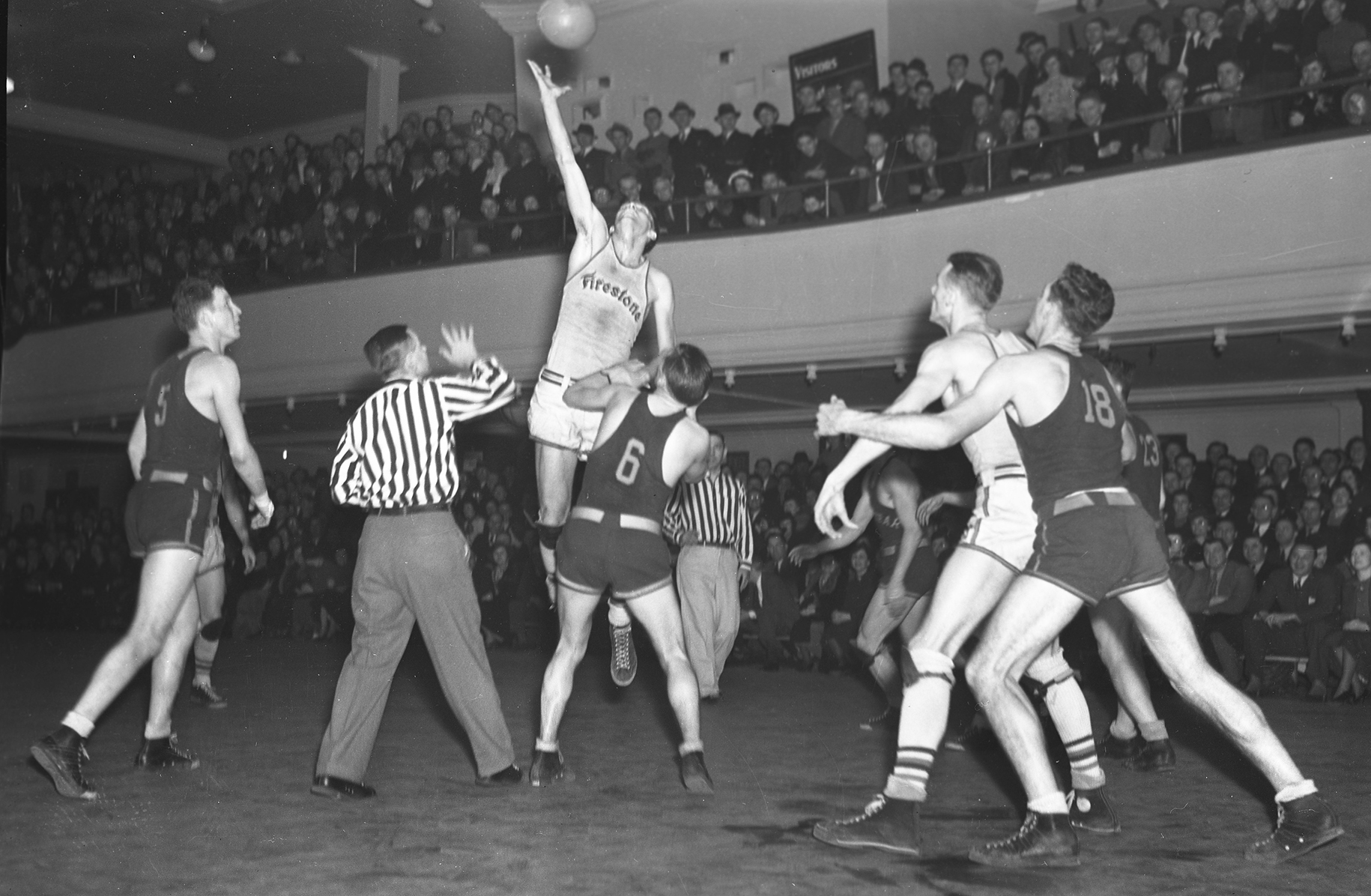 Industrial leagues put Akron on basketball map