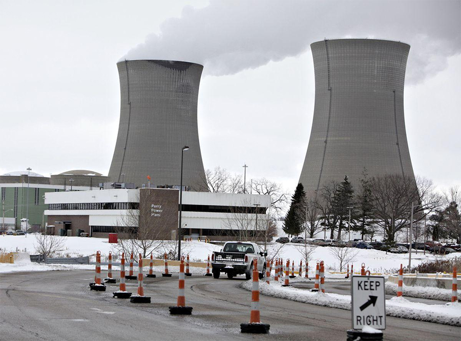 firstenergy solutions to close three nuclear power plants including