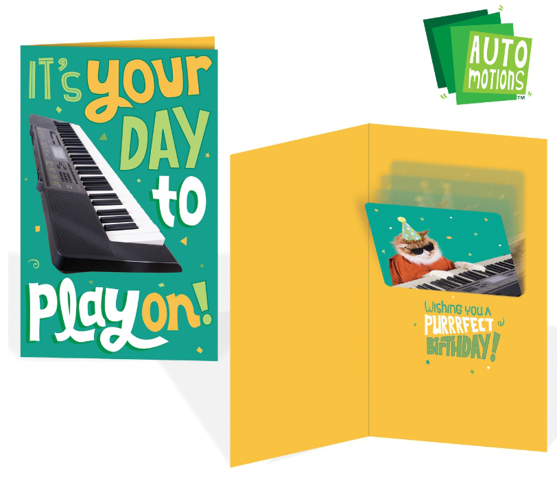 Whats New For March 30 2015 Automotions Birthday Cards From American Greetings