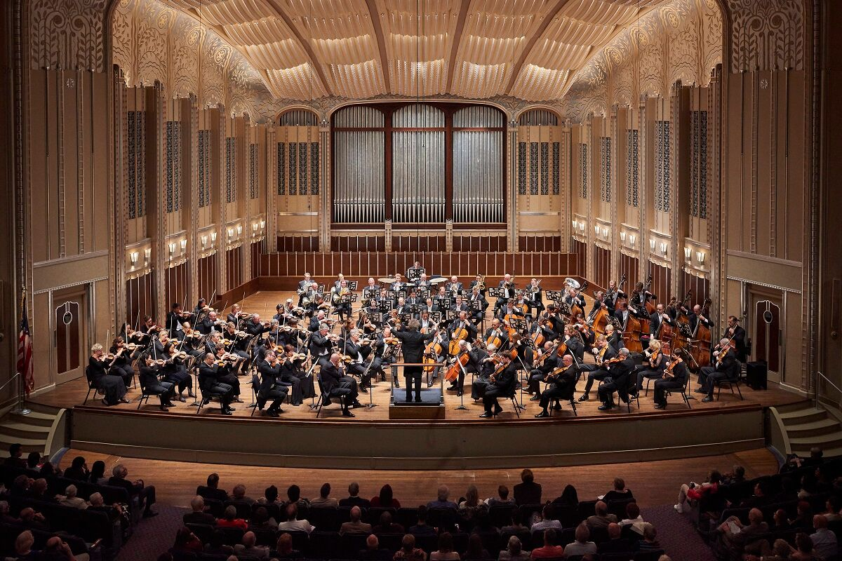 richard and emily smucker pledge $15 million to cleveland orchestra