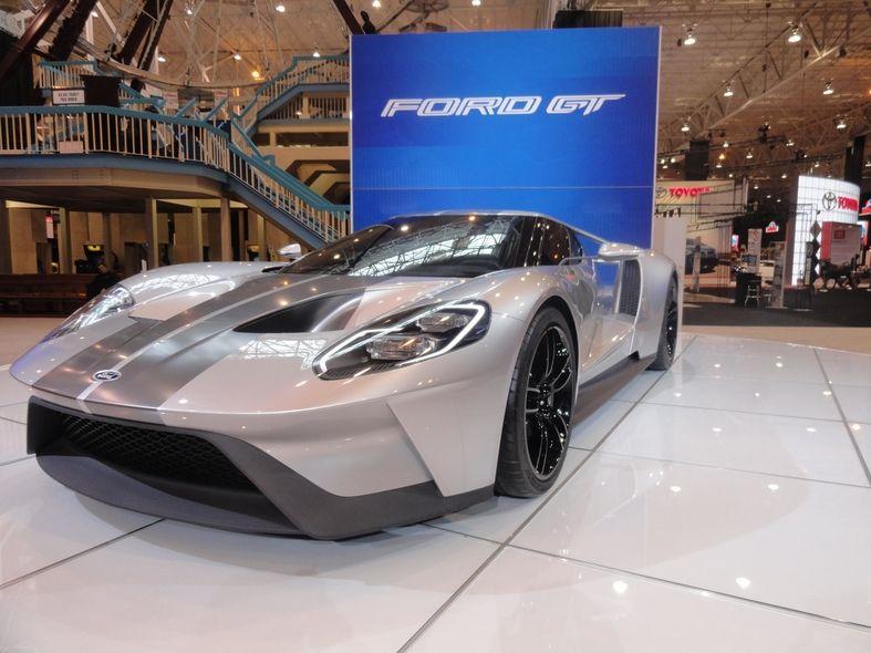 Cleveland Auto Show Revs Up At The IX Center - Cleveland car show ix center