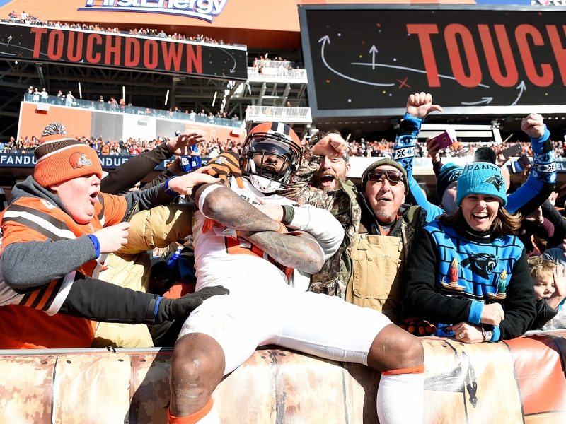 Browns' playoff odds are minuscule, but their path to postseason isn't as crazy as you might think