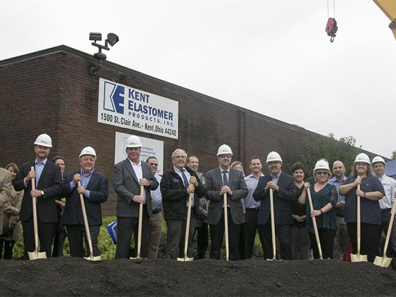 Kent Elastomer Products to expand headquarters