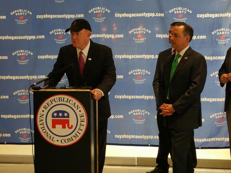 Park Ohio Chairman Edward Crawford Will Be Donald Trump S