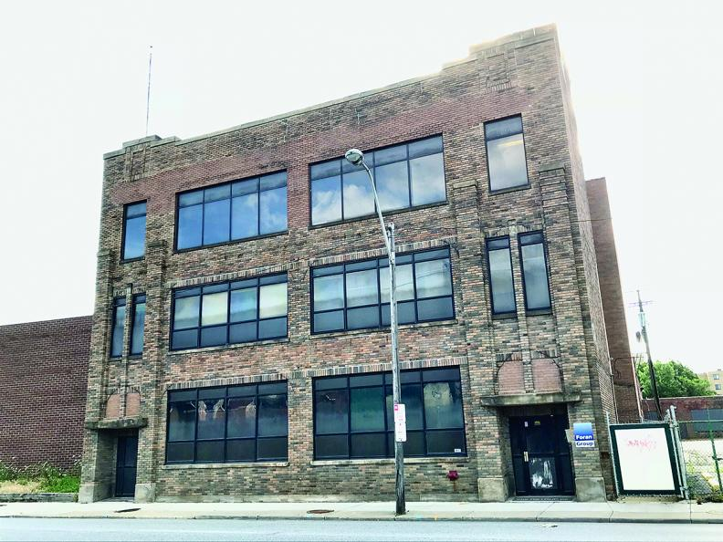 Astrup Awning Building Poised For Redo