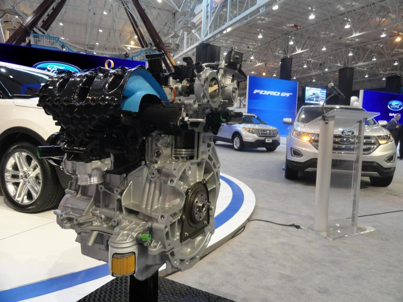 Ford To Produce Two New Twin Scroll Ecoboost Engines At