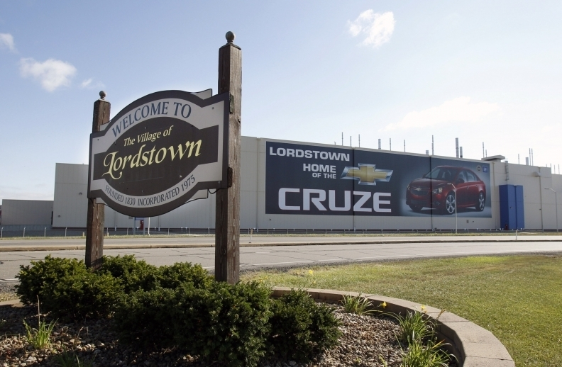 GM's Barra meets with MI  lawmakers about factory closings