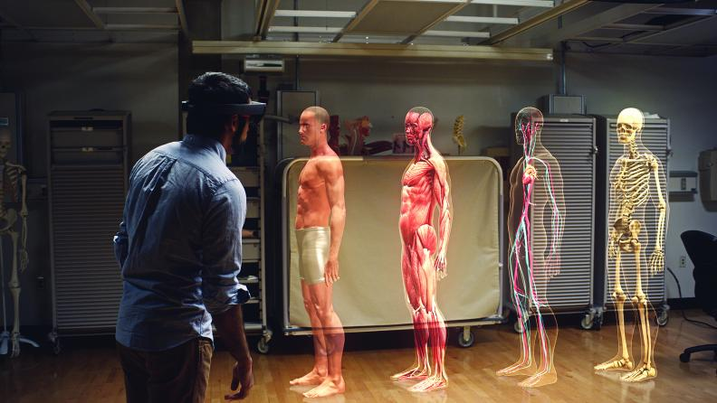 Cwru Harnesses The Power Of Mixed Reality