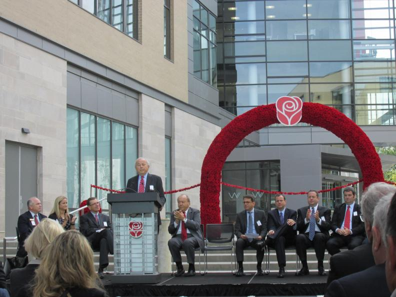 American greetings opens new westlake headquarters stan bullard american greetings m4hsunfo