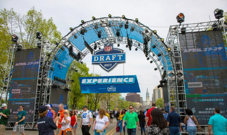 NFL Draft to be hosted in Las Vegas